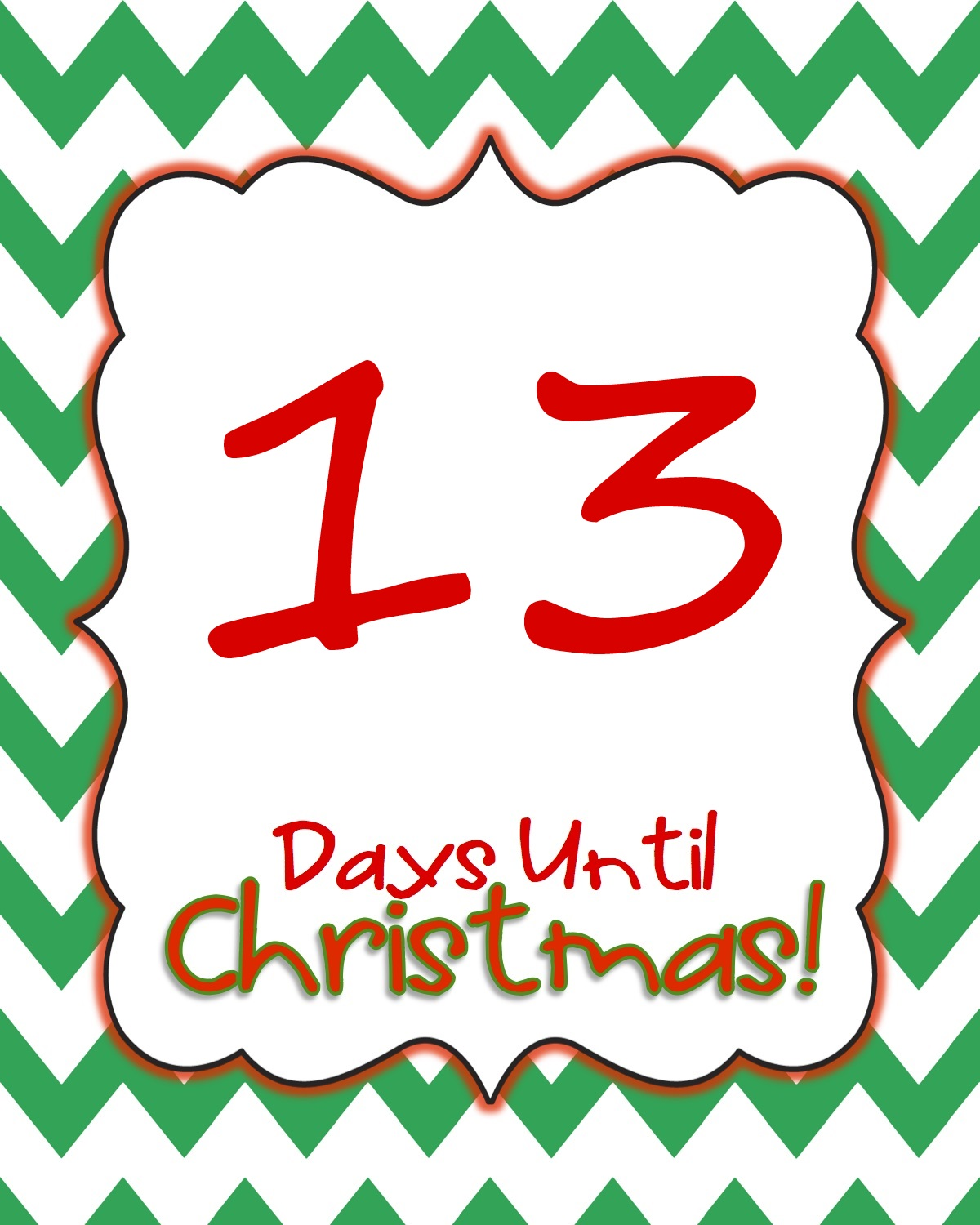 13 Days Until Christmas Images - Reverse Search