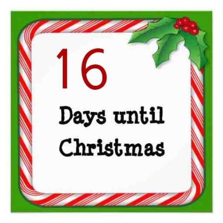 16 Days til Christmas