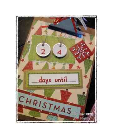 24 Days til Christmas