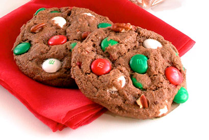 Minty Christmas Cookies