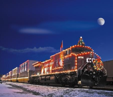 ChristmasTrain2004