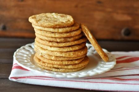 Cinnamon Crinkles