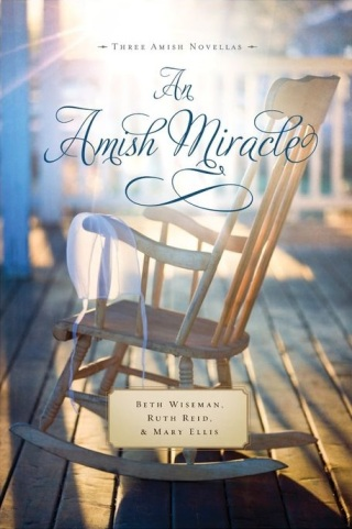 An Amish Miracle Cover