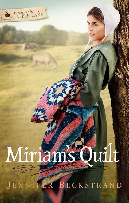 Miriam's Quilt by Jennifer Beckstrand