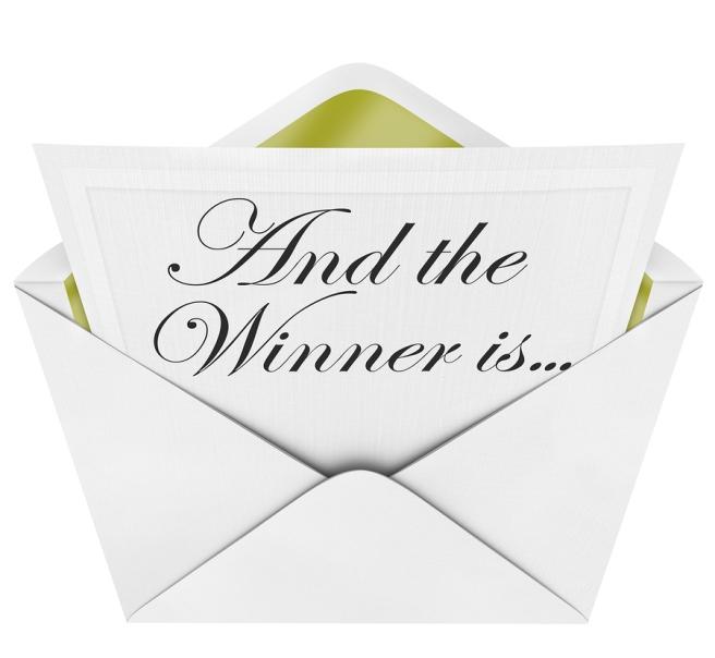Envelope Winner
