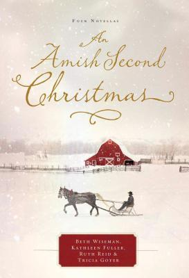 An Amish Second Christmas White Cover